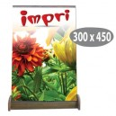Eco Sobremesa Roll-Up 300x450